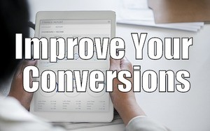 Improve Your Conversions