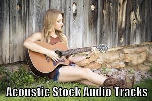 Acoustic Stock Audio Tracks