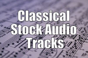 Classical Stock Audio Tracks