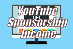 YouTube Sponsorship Income
