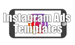 Instagram Ads Templates