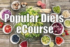 Popular Diets eCourse