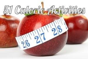 51 Calorie Activities