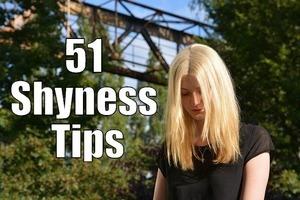 51 Shyness Tips